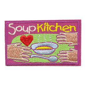 S-3182 Soup Kitchen Patch