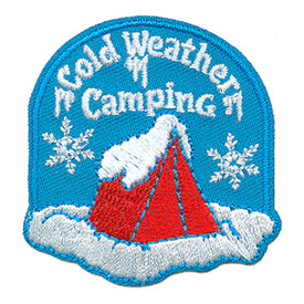 S-3186 Cold Weather Camping Patch