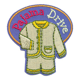 S-3191 Pajama Drive Patch