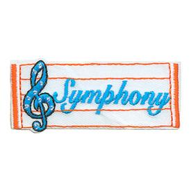S-3194 Symphony Patch