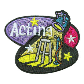 S-3195 Acting Patch