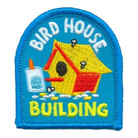 S-3202 Bird House Building Patch