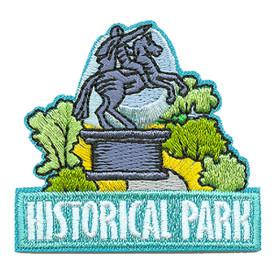S-3204 Historical Park Patch