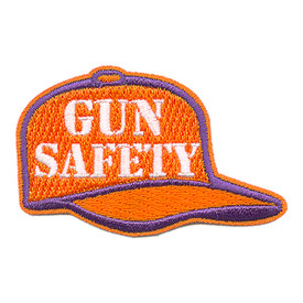 S-3207 Gun Safety Patch