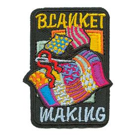S-3219 Blanket Making Patch