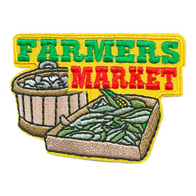 S-3228 Farmers Market Patch