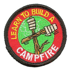 S-3230 Build A Campfire Patch