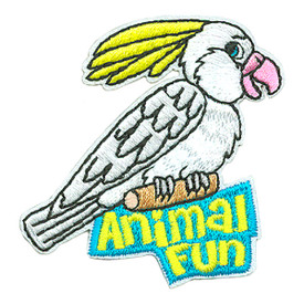 S-3234 Animal Fun - Bird Patch
