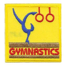 S-0227 Gymnastics Patch