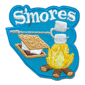 S-3235 S'mores Patch