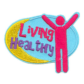 S-3239 Living Healthy Patch