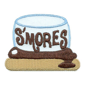 S-3246 S'mores Patch