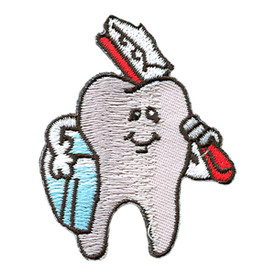 S-0229 Dental Hygiene - Tooth Patch