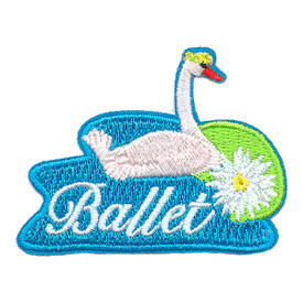 S-3254 Ballet Patch
