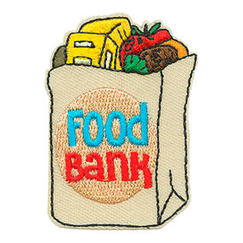 S-3257 Food Bank Patch
