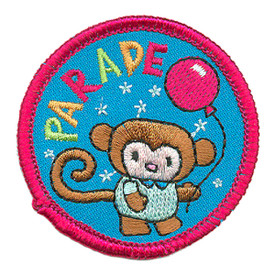 S-3264 Parade Patch