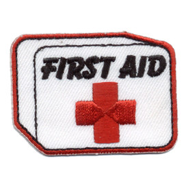 S-0230 First Aid -  Kit Patch
