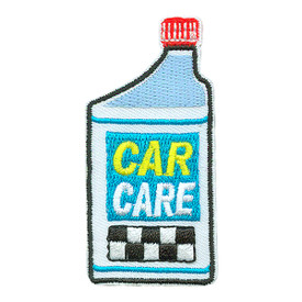 S-3272 Car Care Patch