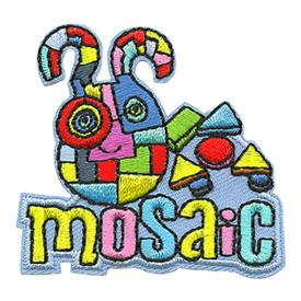 S-3300 Mosaic Patch