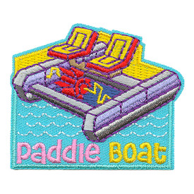 S-3303 Paddle Boat Patch