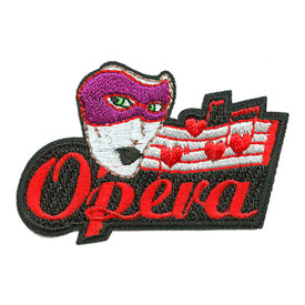 S-3309 Opera Patch