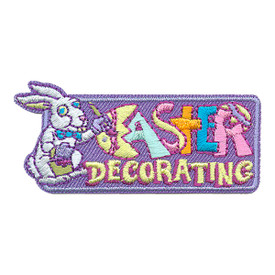 S-3315 Easter Decorating Patch