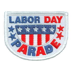S-3316 Labor Day Parade Patch