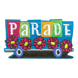 S-3325 Parade Patch