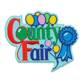 S-3332 County Fair Patch