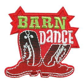 S-3333 Barn Dance Patch