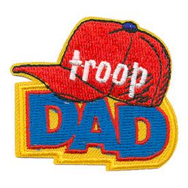 S-3348 Troop Dad Patch