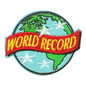S-3375 World Record Patch