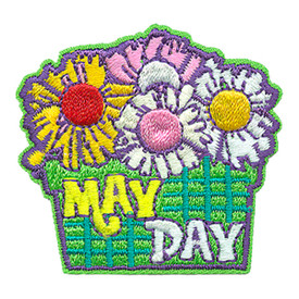 S-3399 May Day Patch