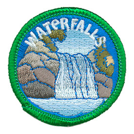 S-3400 Waterfalls Patch