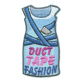 S-3409 Duct Tape Fashion Patch