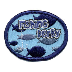 S-0243 Fishing Derby Patch