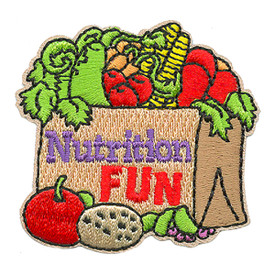 S-3420 Nutrition Fun Patch