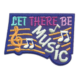 S-3426 Let There Be Music Patch