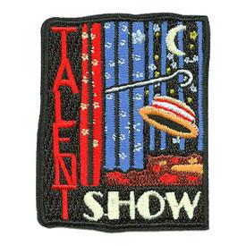 S-3428 Talent Show Patch