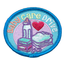S-3430 Baby Care Drive Patch