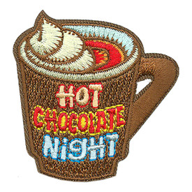 S-3435 Hot Chocolate Night Patch