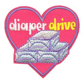 S-3437 Diaper Drive Patch