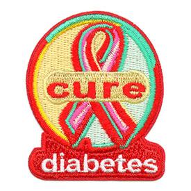 S-3443 Cure Diabetes Patch