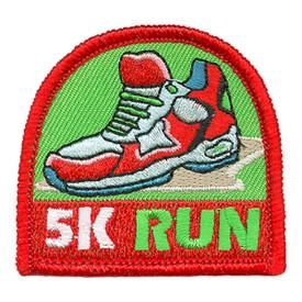 S-3445 5K Run Patch