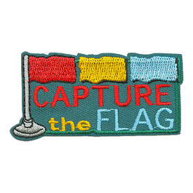 S-3458 Capture The Flag Patch