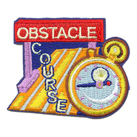 S-3459 Obstacle Course Patch