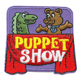 S-3462 Puppet Show Patch