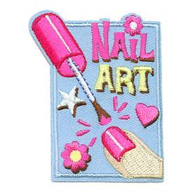 S-3471 Nail Art Patch