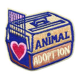 S-3473 Animal Adoption Patch