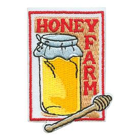 S-3475 Honey Farm Patch